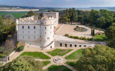 Sothebys-Chateau-de-Barbegal-DRONE-3-min