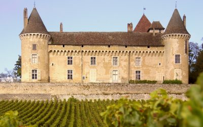 Wine and Castle